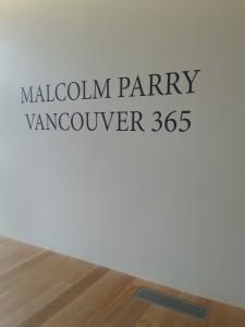 Malcolm Parry Vancouver 365